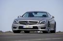 Mercedes-Benz SL-Class SL63 AMG Coupe Convertible